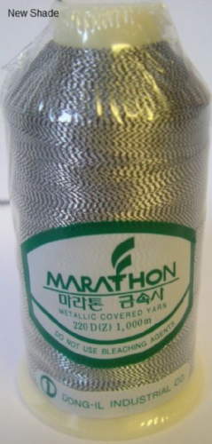 Marathon Rayon Embroidery Machine Thread Metallic - 3012